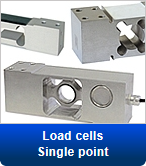 Load cells single point